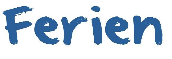 Osterferienprogramm 15.04.-26.04.2019